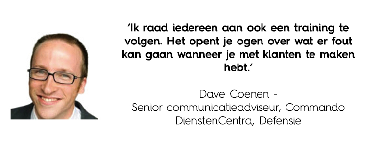 Recensie Lean training Dave